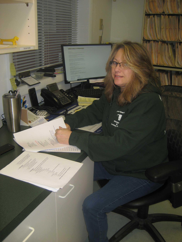Tammi - Muddy Creek Vet Receptionist
